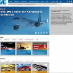SAE_Homepage